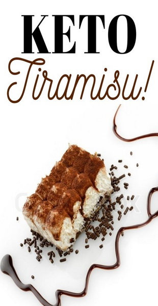 Easy Keto Tiramisu Recipe