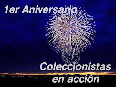 Aniversario Coleccionistas en Acción