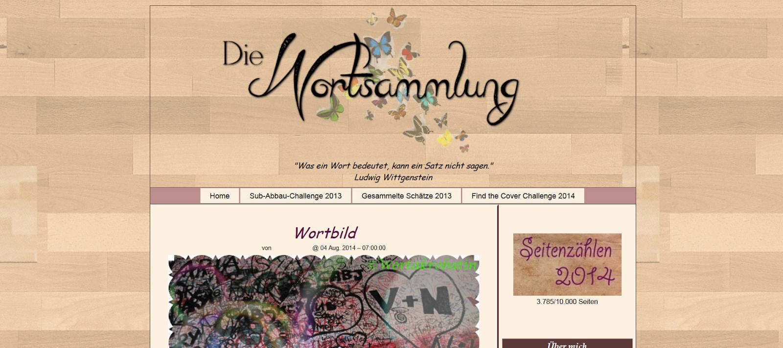 http://wortsammlung.blog.de/