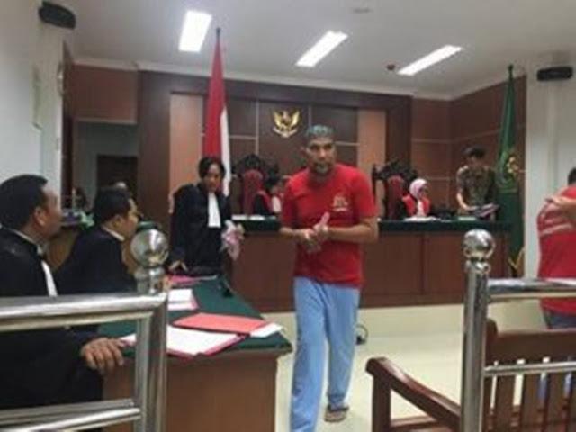 Jaksa Tuntut 3 Bulan Penjara Hendri Mantan Kepala Satpol PP Batam Alasan Perdamaian