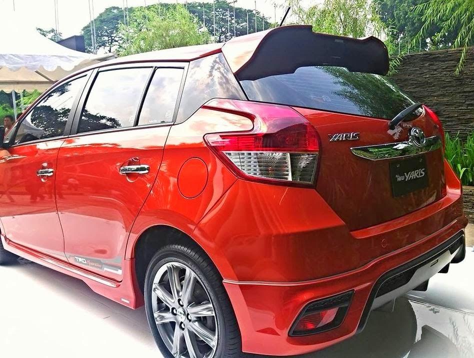 Bodykit All New Yaris Trd Xpander Vs Grand Avanza Harga Toyota Murah Bekas Oktober 2014 Mobil Terbaru Gambar