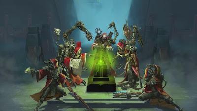 Warhammer 40: Mechanicus Gameplay