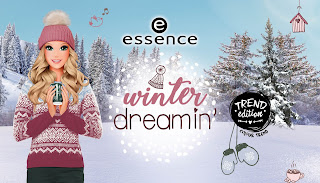 Preview: essence TE - winter dreamin - www.annitschkasblog.de