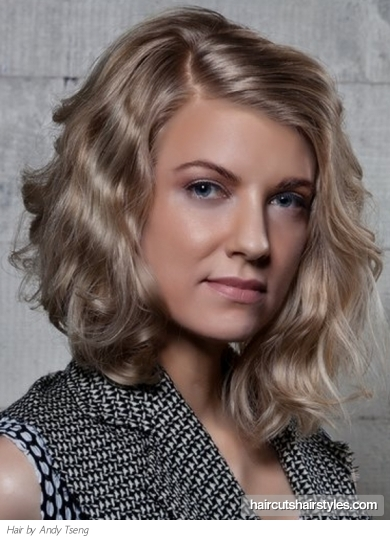 Image Result For Medium Layered Hairstyles From The Back