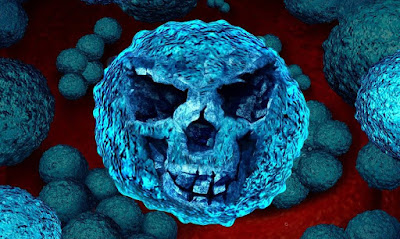 Real bacteria that is not going to die without a right good fight.