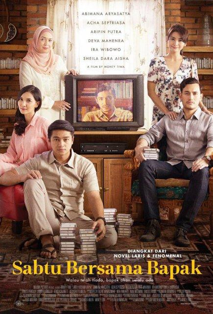 Sinopsis Film Sabtu Bersama Bapak (2016)