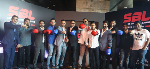 Super Boxing League unveil teams and schedule for India's first ever boxing league