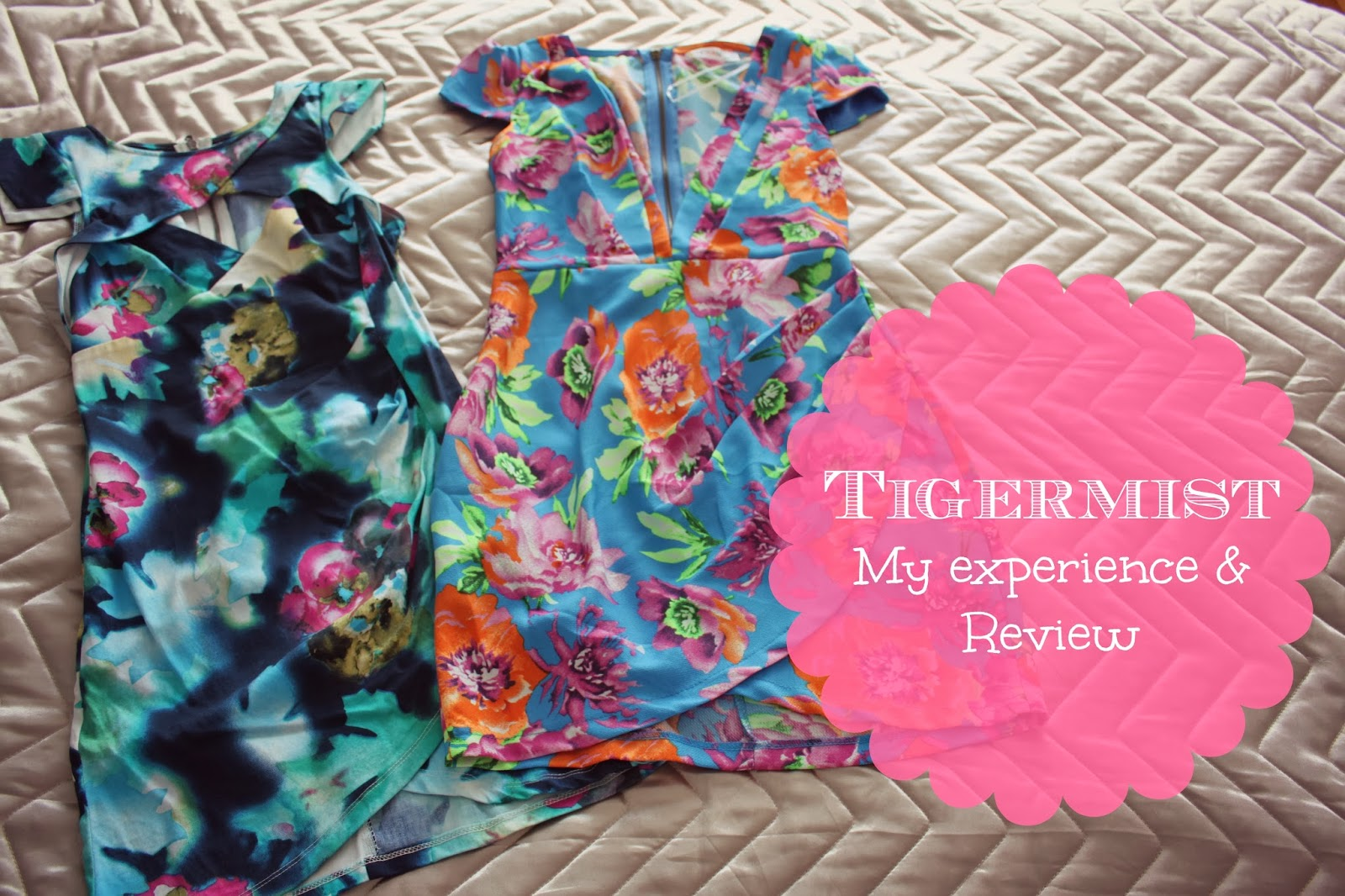 Australian Beauty Review My Experience With Tigermist