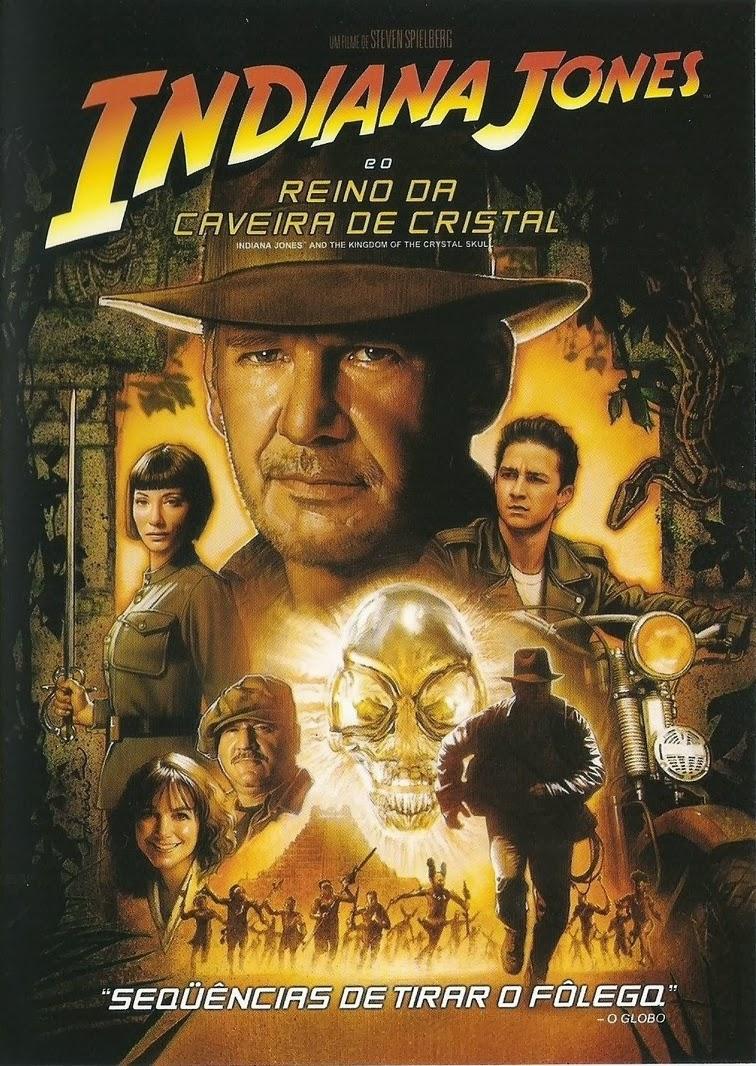 Indiana Jones e o Reino da Caveira de Cristal – Dublado (2008)