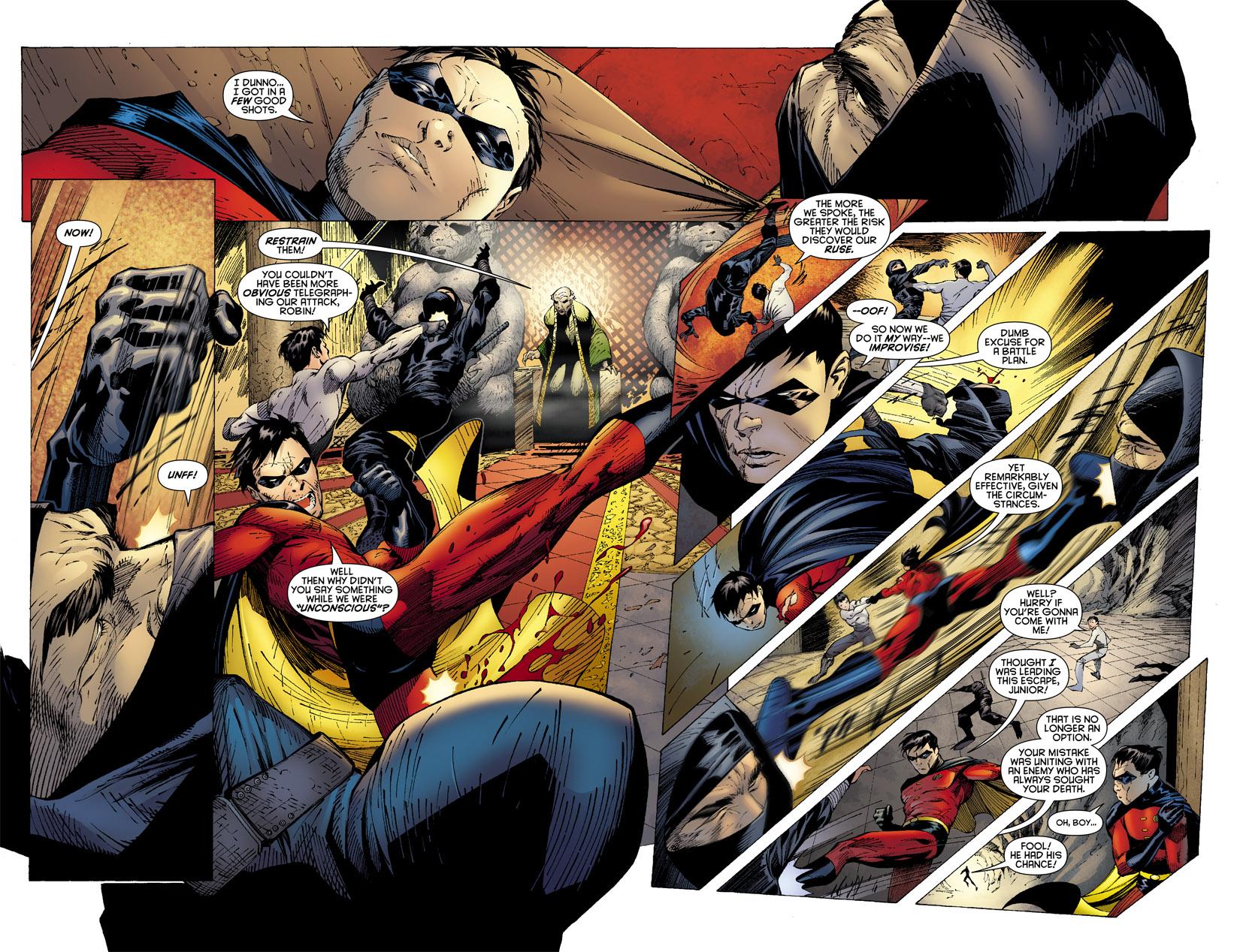 Detective Comics (1937) 838 Page 2