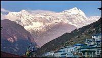 Trek-Everest-Phakding-Namche