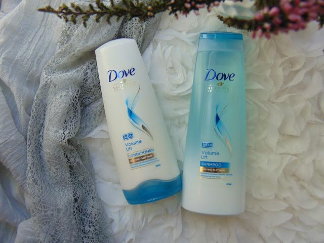 Dove - Szampon i odżywka z linii Volume Lift