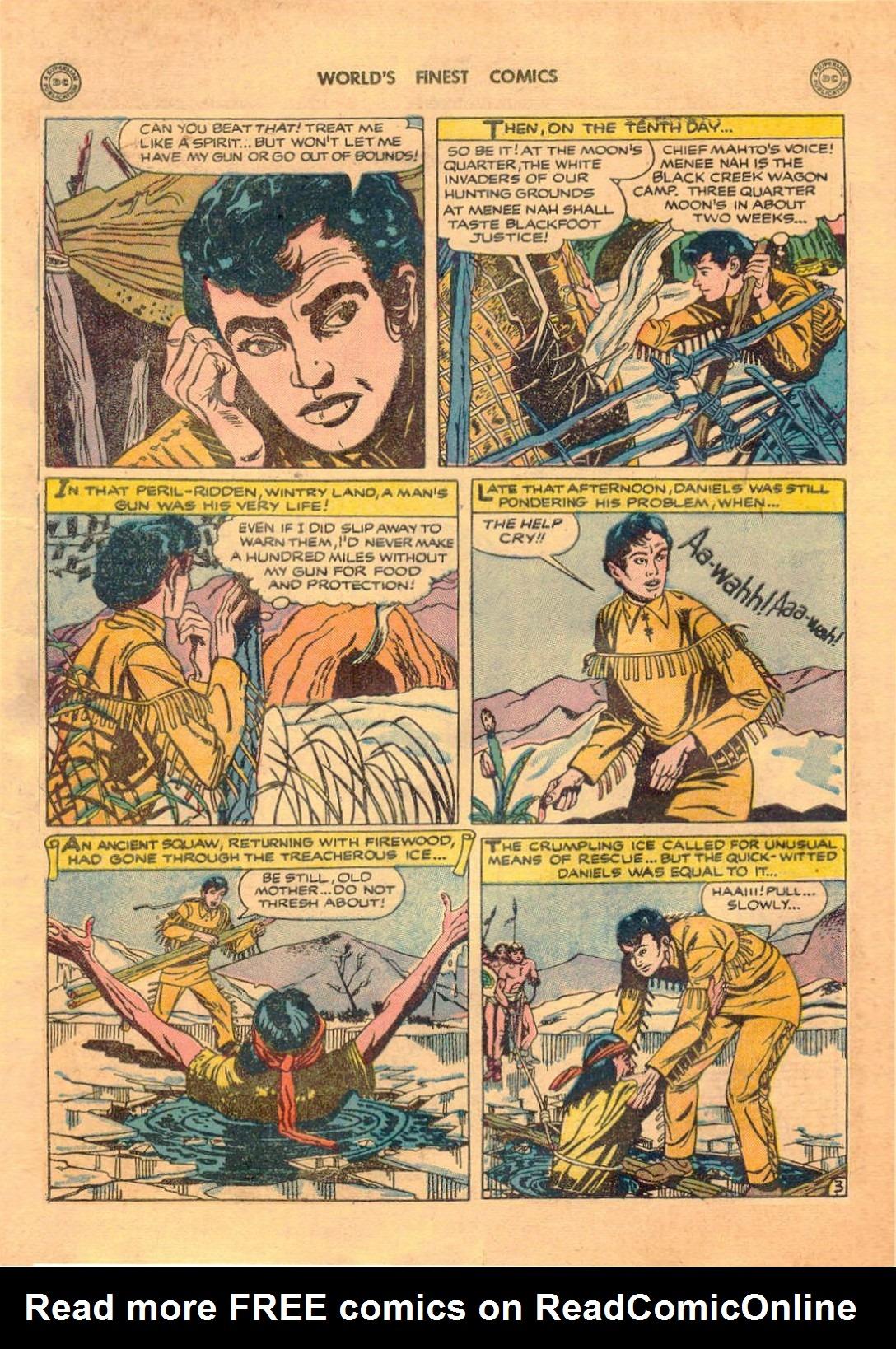 Read online World's Finest Comics comic -  Issue #42 - 50