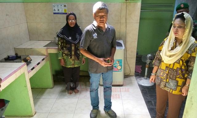 Koordinator Rumah Energi Biru (Biogas Rumah) Provinsi DI Yogyakarta dan Jawa Tengah , Wiliam Leang