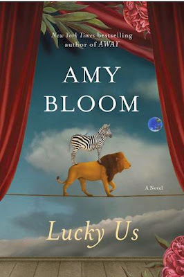 Lucky Us by Amy Bloom – book cover