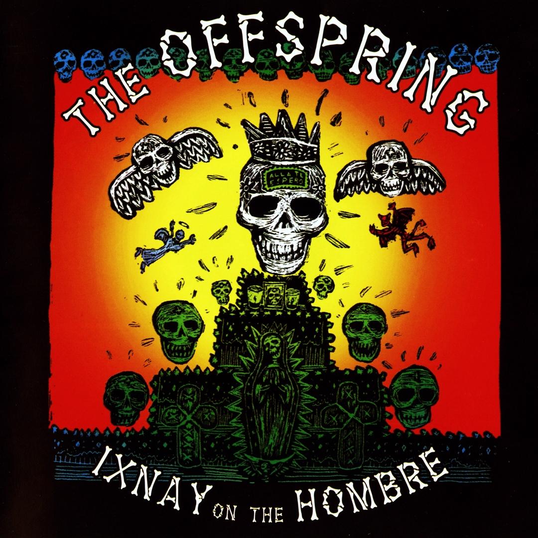 the offspring ixnay on the hombre rar