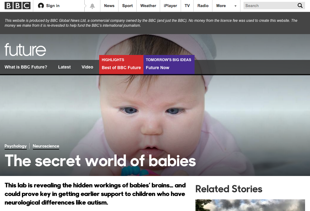 The Secret World Of Babies >> Sophie Hardach The Secret World Of Babies