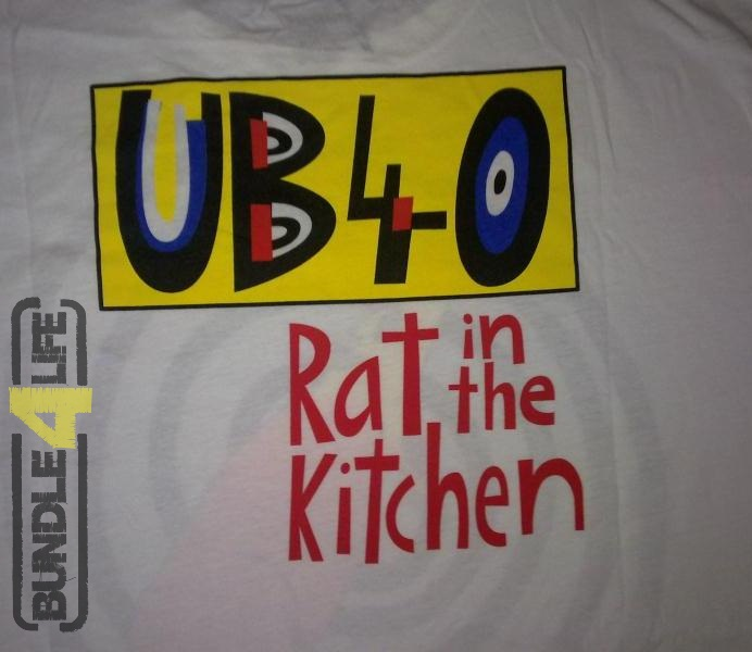 Rat In The Kitchen: (SOLD) UB40 - Rat In The Kitchen Shirt