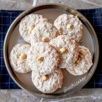 Acıbadem kurabiyesi gerçek orjinal pastane - ev yapımı