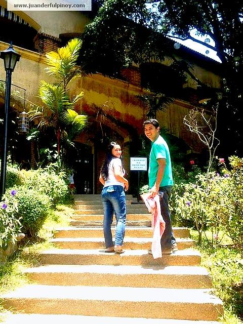Caleruega Church, Batangas
