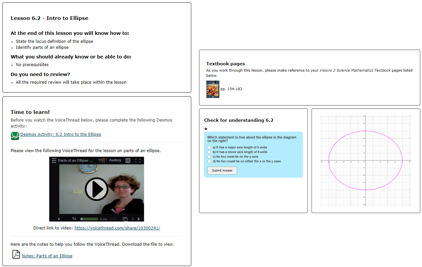 McSquared: LEARN's Self-Paced Blended Learning: Year One