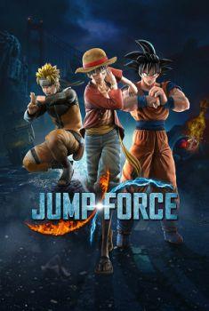 Jump Force Torrent - PC 2019 Download