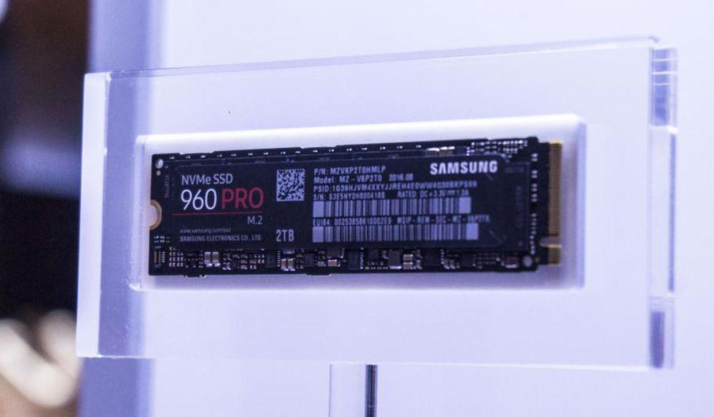 Dünyanın En Hızlı SSD'si Samsung 960 SSD Özellikleri