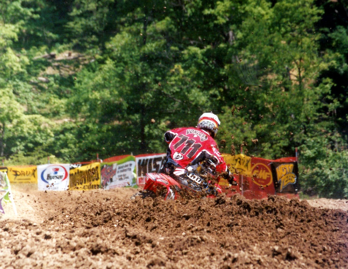 Tallon Vohland - High Point 1999