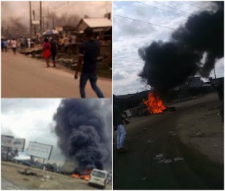 Clash between IPOB and Hausas reported at Oyigbo, Port Harcourt, Rivers State
