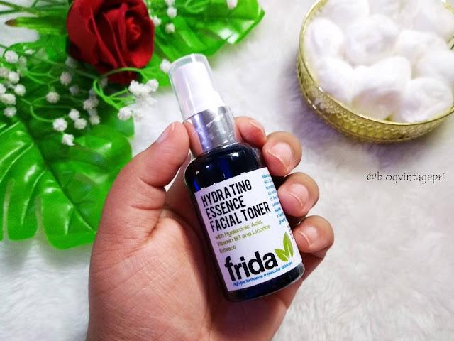 #Recebidos: Produtos Frida Skin Care