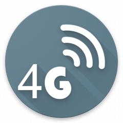 Cara Mengunci Signal 4G Only atau LTE Only android