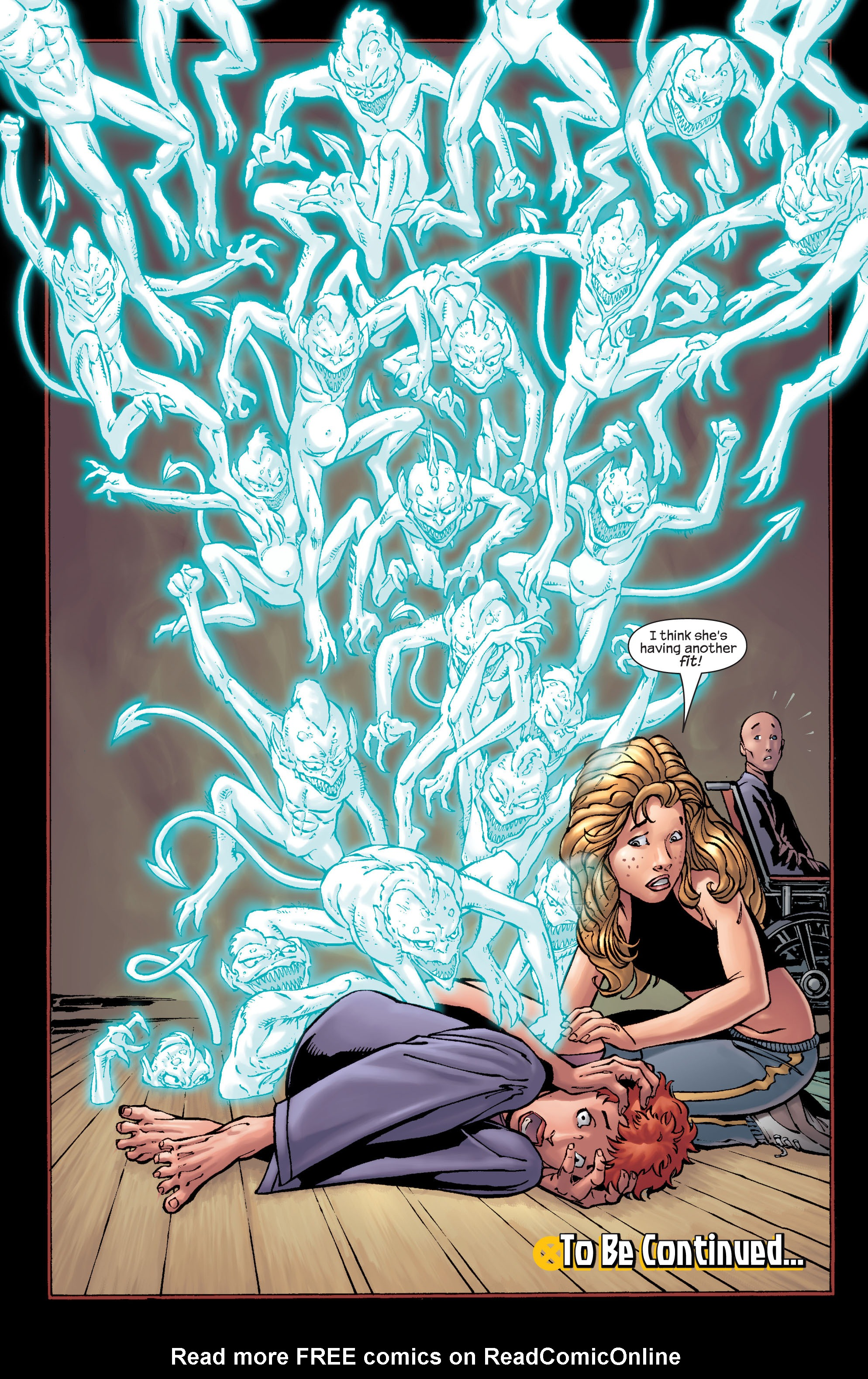 Read online Ultimate X-Men comic -  Issue #22 - 22
