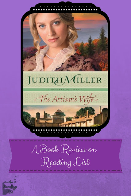 The Artisan's Wife by Judith Miller a review on Reading List