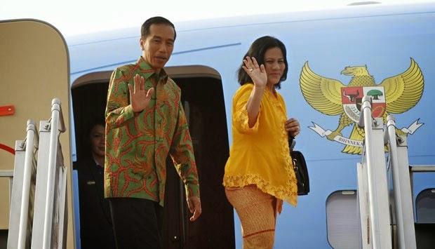 KPU: Capres Petahana Boleh Kampanye Pakai Pesawat Kepresidenan