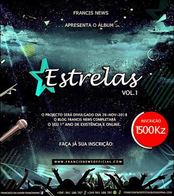 Francis News - Estrelas Vol.1 (Álbum)