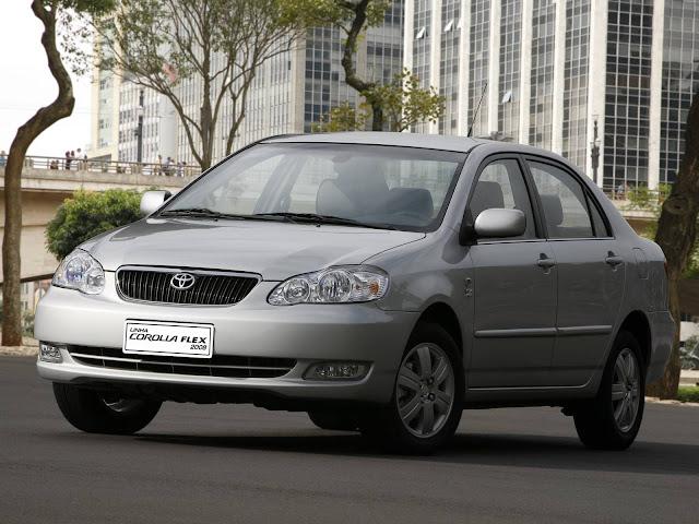 Toyota Corolla 2006 - recall