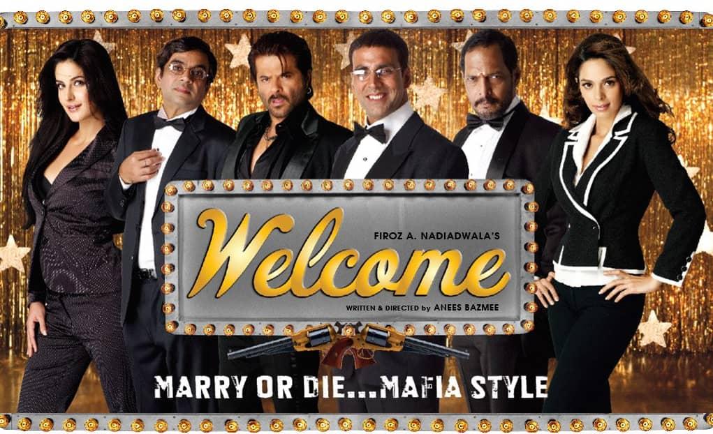 Welcome (2007) | akshay kumar, anil kapoor, katrina kaif | hindi.