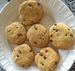 Almond Flour Chocolate Chip Cookie Recipe