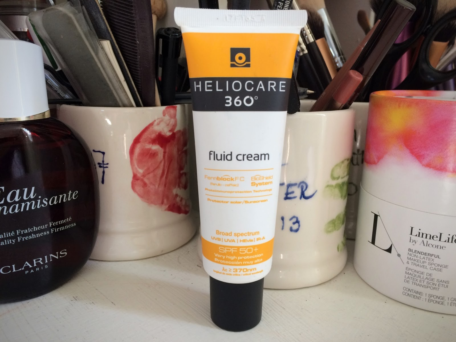 Helicare 360 Fluid Cream