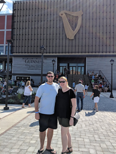 Guinness brewery Baltimore MD