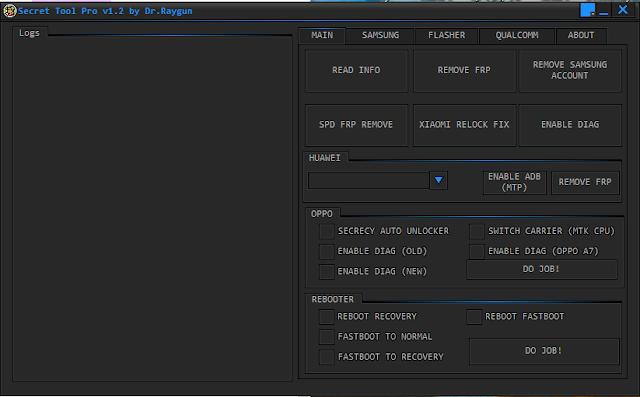 Secret Tool Pro v1.2
