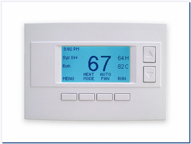 Adt pulse Honeywell Thermostat