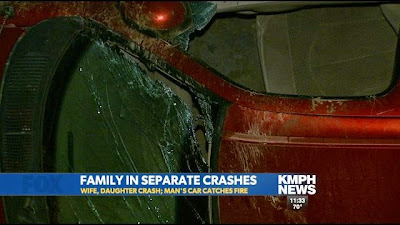 fresno county fog car crashes easton highway 99 maple central avenues