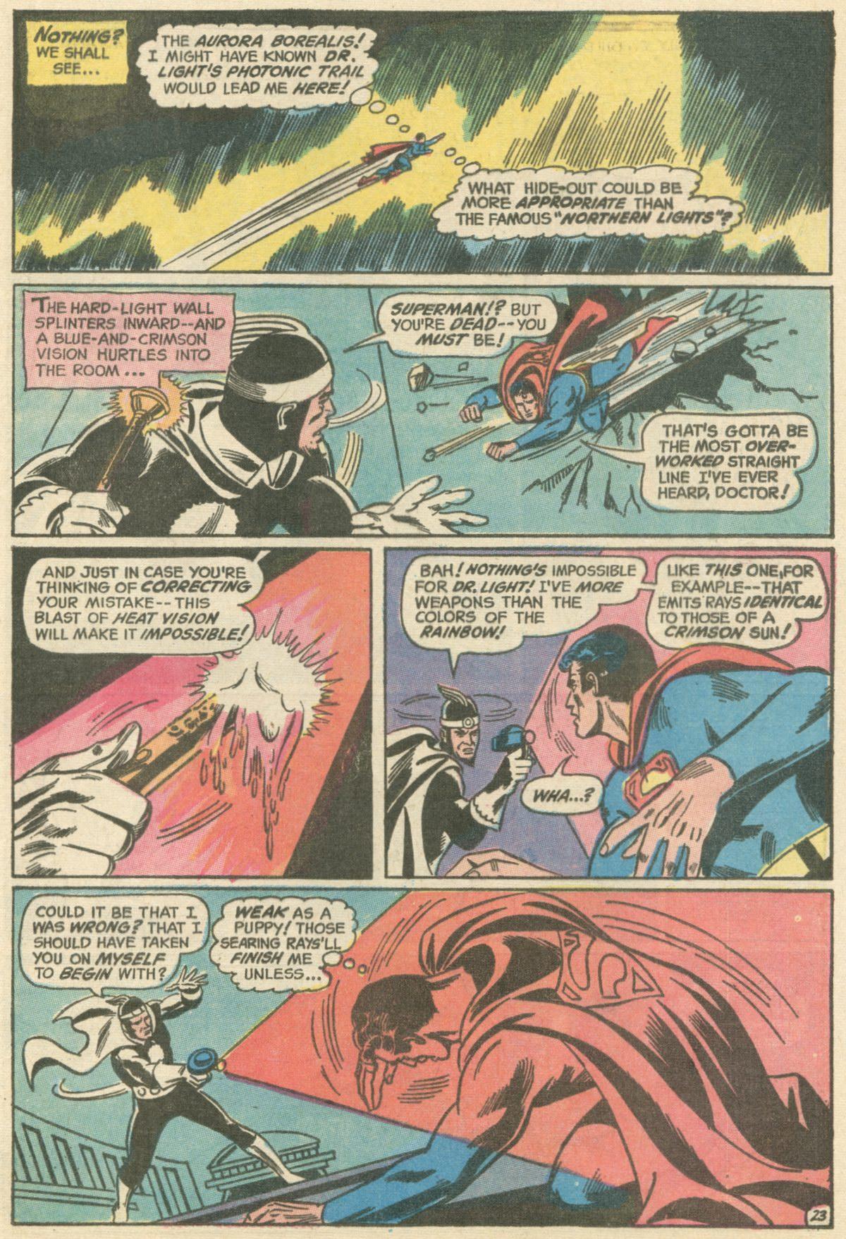 Read online World's Finest Comics comic -  Issue #207 - 31