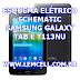 Esquema Elétrico Smartphone Celular Samsung Galaxy Tab E T113 NU Manual de Serviço