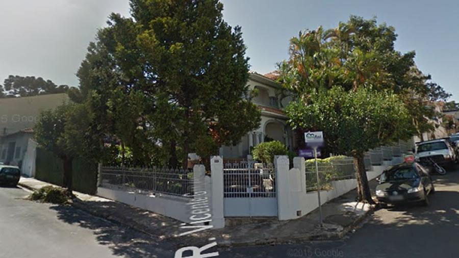 Foto da Residencia da Família Barsotini