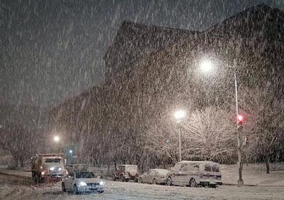 Έκτακτο δελτίο επιδείνωσης καιρού από την ΕΜΥ - Σε ποιές περιοχές θα χιονίσει