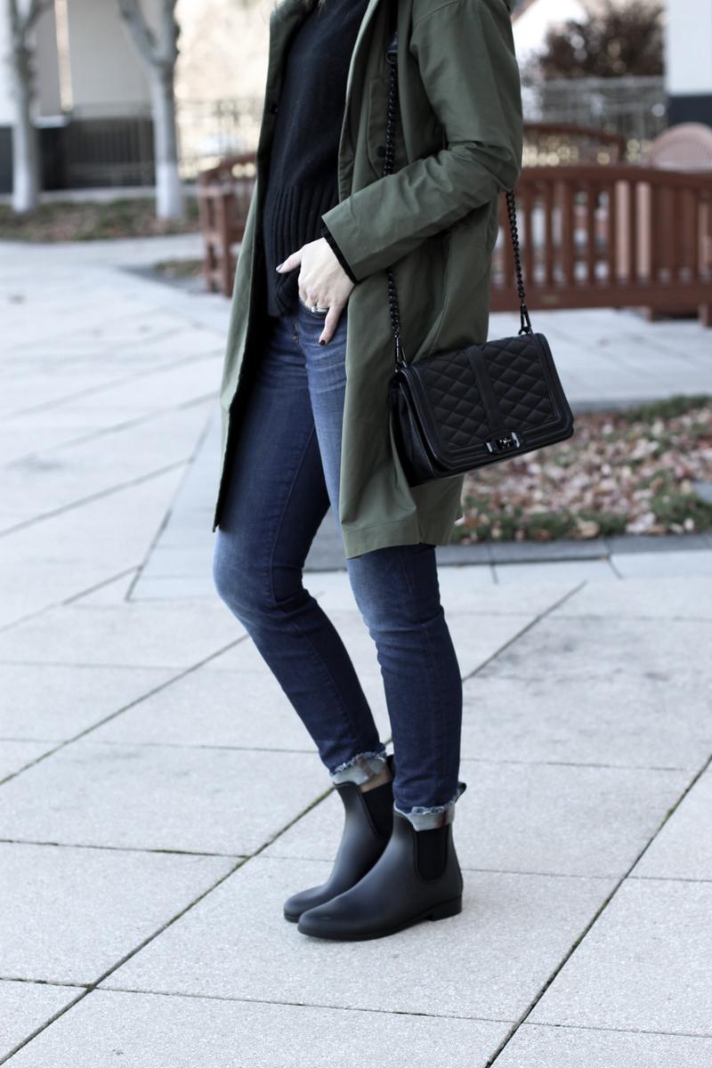 Merona Chelsea Rain Boots