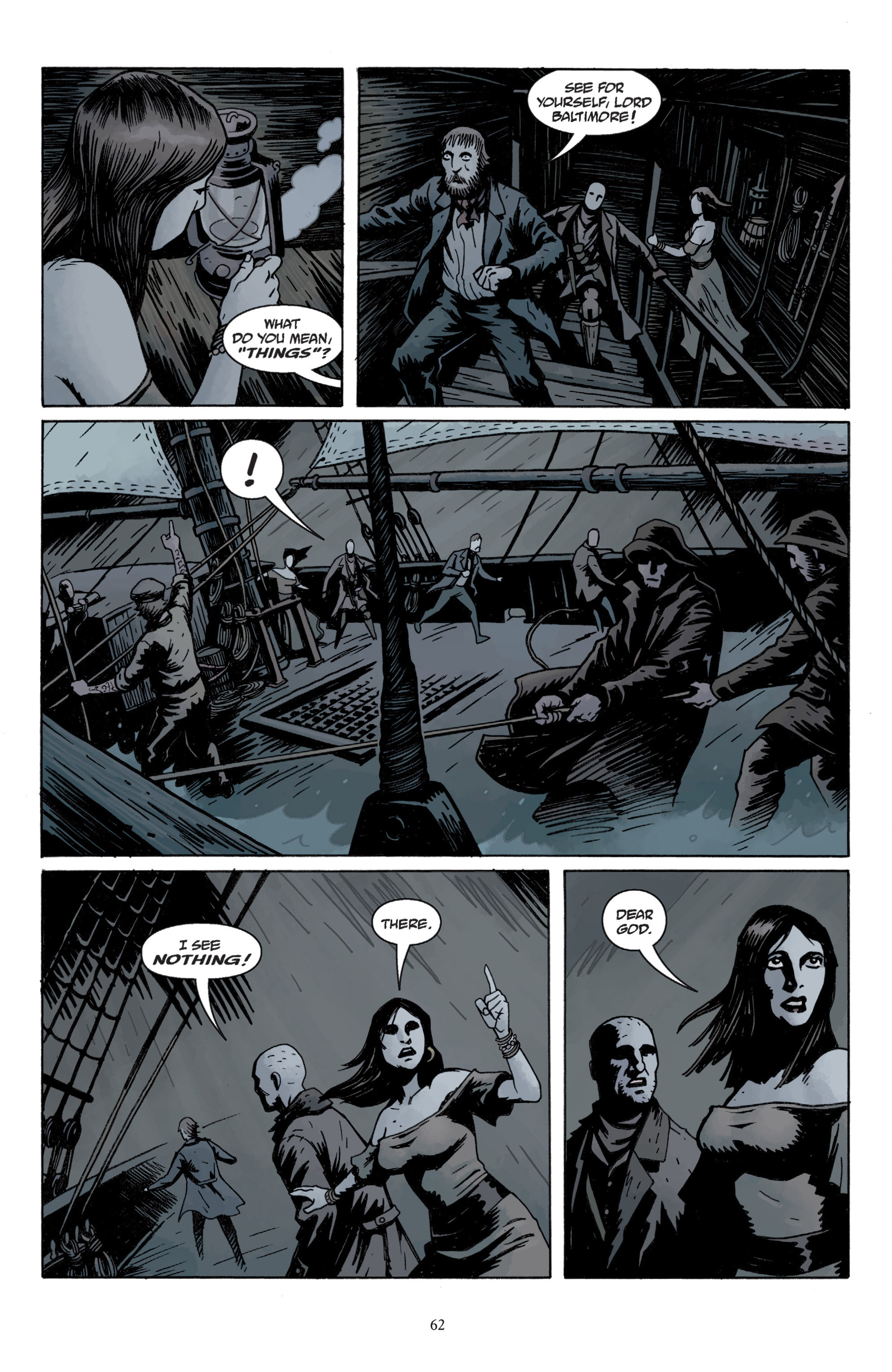 Read online Baltimore: The Plague Ships comic -  Issue # TPB - 64