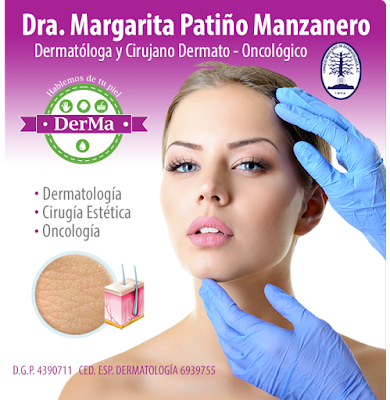 Dra. Margarita Patiño Manzanero Dermatóloga Guadalajara